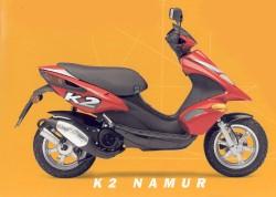 K2 air (bis Bj. -01)