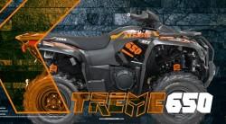 SHADE Xtreme 650 NG T3 (ab RK3AX4023LA000931)