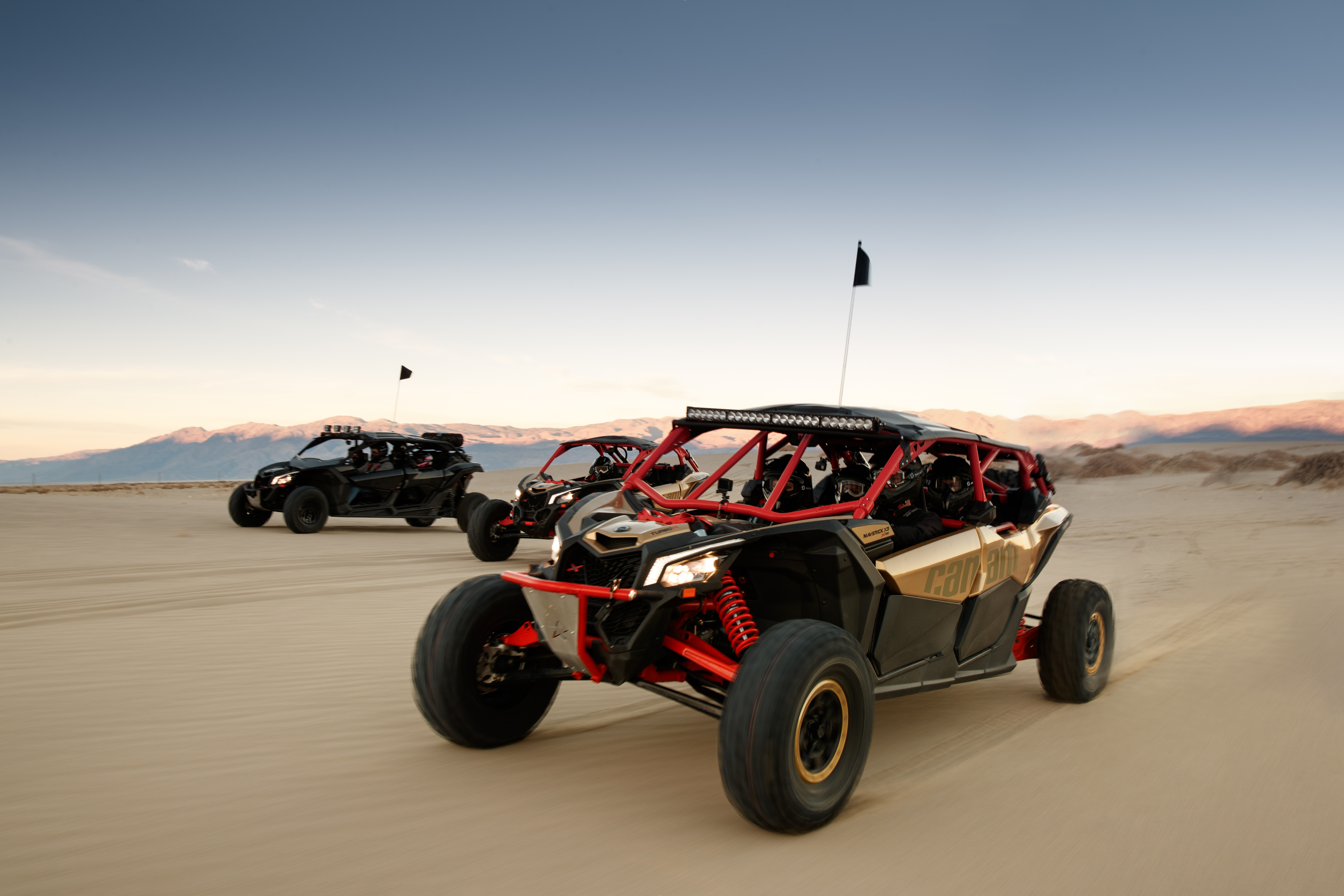 Can-am Side-by-Side