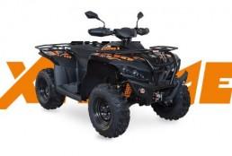 SHADE Xtreme 850 LV NG Euro4