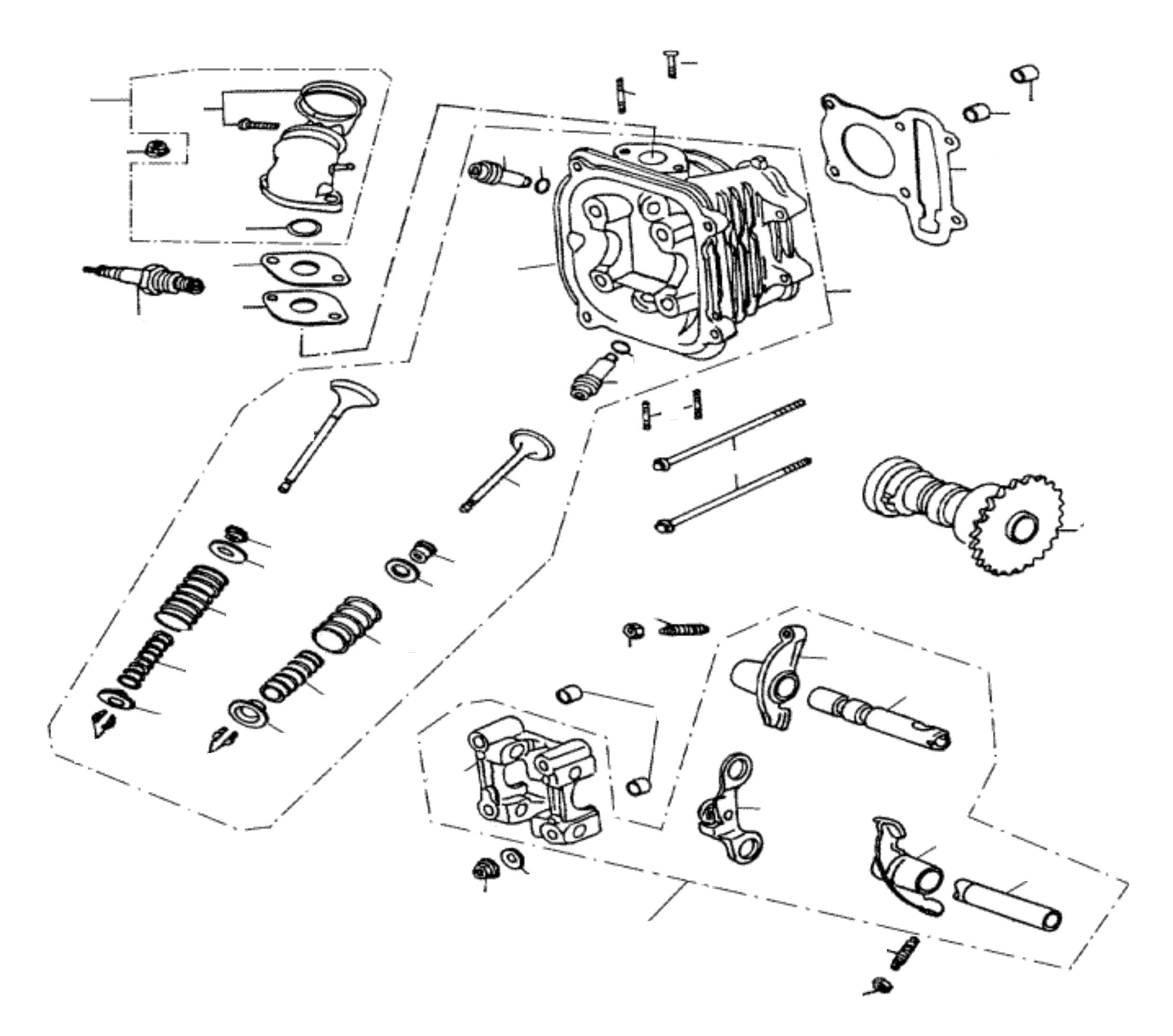 Dichtung Gehäusedeckel Motorgehäusedeckel Motorgehäuse Adly ATV 150 Utility